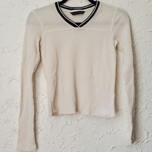 Abercrombie and Fitch Ribbed Sweater